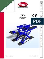 Etude et conception pont elevateur