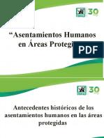 ANTECEDENTES DE LOS ASENTAMIENTOS HUMANOS EN APS