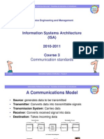 3 Communication standards