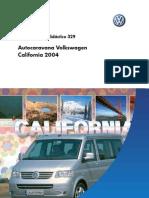 329-VW Wohnmobil Claifornia 2004