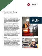 Tunnel_Check_Survey