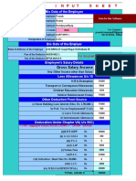 Automated Form 16 FY 10-11