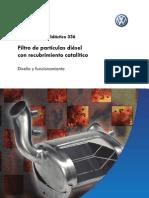 336-Filtro de particulas diesel sin aditivo