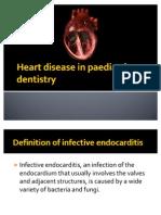 Heart Disease in Paediatric Dentistry