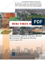 Buku Fakta Analisa RDTR Kec. Marpoyan Damai 1