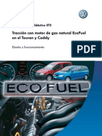 373 - Moto de gas natural Ecofuel Toaran Caddy