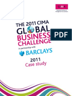GBC 2011 - Case study