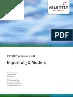 Import 3D Object in PVSol.pdf