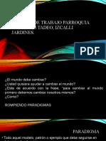 REUNION DE TRABAJO SAN JUDAS TADEO