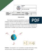Grado 11 (23 al 27 de Marzo 2020) Física