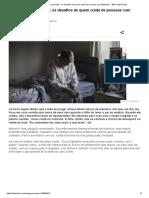 ALZEIMER - o sabia o que fazer'_ os desafios de quem cuida de pessoas com Alzheimer - BBC News Brasil