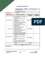 Evaluación del tutor fase 2 Gabriel Melo