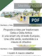 Manifesto x Ostia 2020 2040