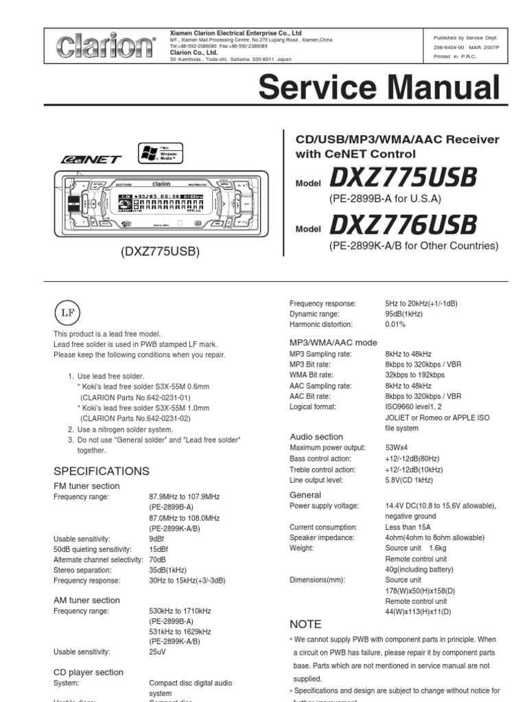 Car Stereo Wiring Diagram Solder from imgv2-1-f.scribdassets.com