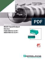R8D0-MIO-Ex12.FF Manual