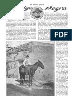 Entrevista a Hormiga Negra, revista Caras y Caretas 24-08-1912