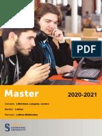 Sorbonne Université - Brochure 2020-2021.pdf