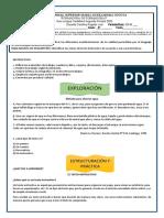 Guía Texto Instructivo 2020