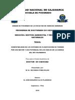 COMPATIBILIDAD DE LOS SISTEMAS DE CLASIFICACIÓN DE TIERRAS POR USO MAYOR Y USO POTENCIAL EN LOS S.pdf