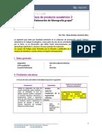 Guía de producto académico 2 COLECTIVO 2020-2