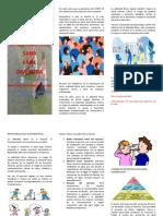 IMPORTANCIA DE LA ACTIVIDAD FÍSICA.