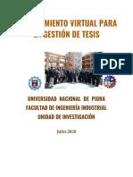 Gestión de Tesis-FII-UNP