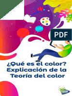 ¿Que es el Color
