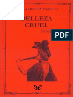 Figuera Aymerich, Angela - Belleza cruel [41668] (r1.0).epub