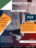 Sílabo del curso de Analítica Web