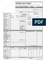 CS Form No. 212 Personal Data Sheet Revised (2)