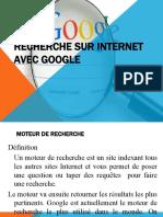 Ict 3 Recherche Sur Internet Avec Google3