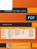 NORMAS ISO 9001- TALLER REQUISITOS.pptx