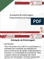 Anotacoes de enf - Preenchimento do impresso_39 slides.pdf