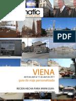 Guía de viaje a Viena