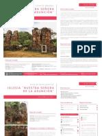 Diseño, fichas de patologías_NUESTRA SEÑORA DE LA ASUNCIÓN Lourdes Escobar