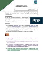 Química segundo medio  Guía  6 Unidades de concentración (1)