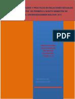 CONOCIMIENTOS, ACTITUDES Y PRÁCTICAS EN RELACIONES SEXUALES DE LOS ESTUDIANTES  DE PRIMERO A QUINTO SEMESTRE DE ENFERMERÍA, UNIVERSIDAD SIMÓN BOLÍVAR 2015