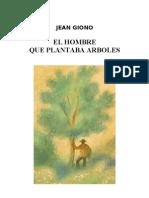 Jean Giono El hombre que plantaba arboles