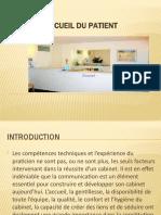 Accueil au cabinet.pptx