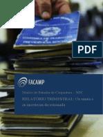 NEC - Relatório Trimestral - Julho 2020