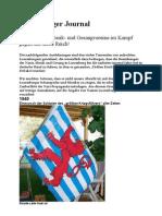 Luxemburger Musik- und Gesangvereine im Kampf gegen das dritte Reich