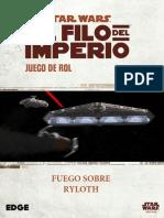 Al Filo del Imperio - Fuego sobre Ryloth