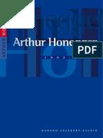 Honegger Arthur
