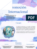 Promocion internacional - grupo D