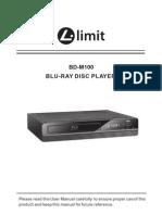 BD-M100 manual