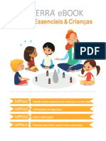 Óleos essenciais & crianças