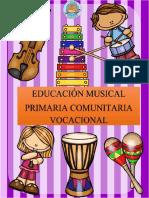 educación musical primaria