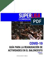 SLB - Lineamientos para la reanudación V1 (COVID19)