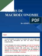 COURS DE MACROÉCONOMIE v1