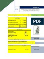 3.1 Ejercicio evaluación financiera y gestión a largo plazo